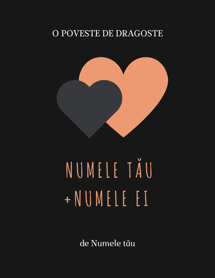 Carte personalizata pentru iubiti My Very Special Book